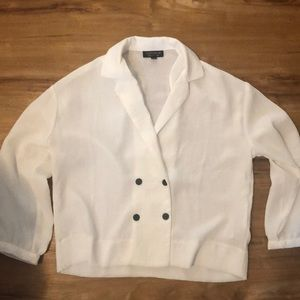 Top shop blouse